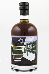 Jewish Whisky Company/Single Cask Nation Wild Turkey 9YO Bourbon. Photo ©2016, Mark Gillespie/CaskStrength Media.