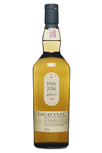 Lagavulin 12 (2016 Special Releases Edition). Image courtesy Diageo.