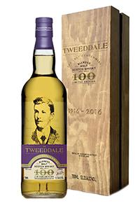 The Tweedale: The Last Centennial. Image courtesy R&B Distillers.