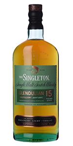 The Singleton of Glendullan 15. Image courtesy Diageo.