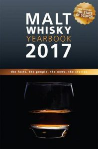 The 2017 Malt Whisky Yearbook. Image courtesy MagDig Media Limited.