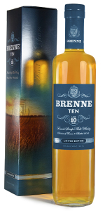 Brenne 10 2016 Edition. Photo courtesy Brenne Whisky/Local Infusions, LLC.
