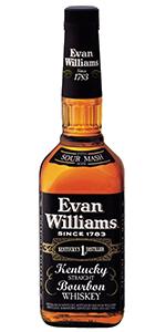 Evan Williams Extra Aged Bourbon. Image courtesy Heaven Hill.