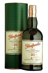 Glenfarclas 21. Image courtesy Glenfarclas.