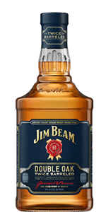 Jim Beam Double Oak Bourbon. Image courtesy Jim Beam.
