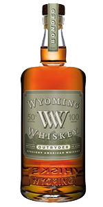 Wyoming Whiskey Outryder. Image courtesy Wyoming Whiskey.
