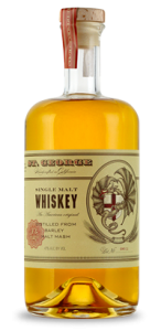 St. George Single Malt Whiskey. Image courtesy St. George Spirits.
