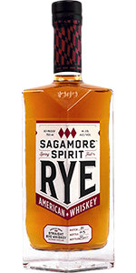 Sagamore Spirit Rye. Image courtesy Sagamore Spirit.