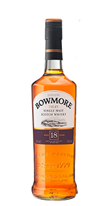 Bowmore 18. Image courtesy Beam Suntory.