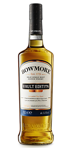 Bowmore Vault Edition Atlantic Sea Salt. Image courtesy Beam Suntory.