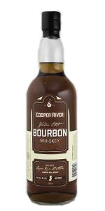 Cooper River Bourbon Batch #1. Photo ©2017, Mark Gillespie/CaskStrength Media.