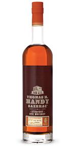 Thomas H. Handy Sazerac Rye 2016 Edition. Photo courtesy Buffalo Trace.