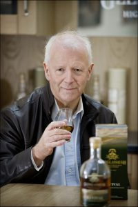 Billy Walker, master blender for the BenRiach Distillery Company. Photo courtesy BenRiach.