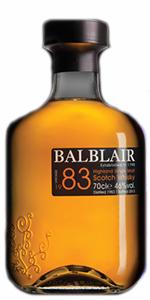 Balblair 1983. Image courtesy Balblair/Inver House.