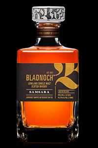 Bladnoch Samsara. Image courtesy Bladnoch Distillery.