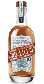 Bond & Lillard Bourbon. Image courtesy Campari America.