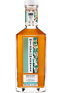 Method and Madness Single Malt Irish Whiskey. Image courtesy Irish Distillers Pernod Ricard.