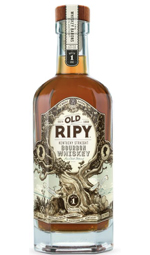 Old Ripy Bourbon. Image courtesy Campari America.