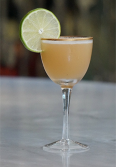 Swift Whiskey's Foxtail cocktail. Image courtesy Swift Whiskey.