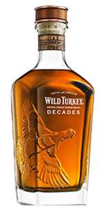 Wild Turkey Master's Keep Decades Edition. Image courtesy Wild Turkey/Campari.