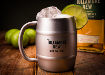 "The Tullamore D.E.W. ""Monster Mule."" Image courtesy Tullamore D.E.W."