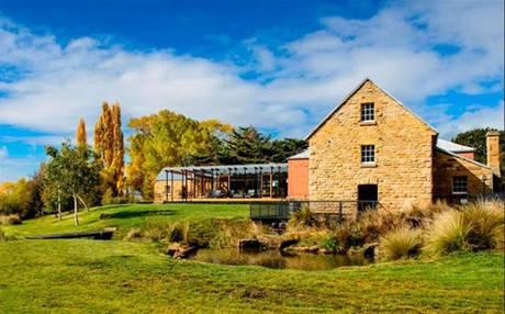 The Nant Distillery in Australia. Photo courtesy Nant Distillery.