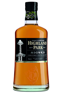 Highland Park Sigurd. Image courtesy Highland Park.