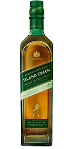 Johnnie Walker Island Green. Image courtesy Diageo.