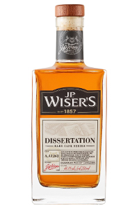 J.P. Wiser's Dissertation. Image courtesy Corby/LCBO.