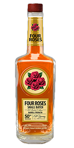 Four Roses 2017 Limited Edition 50th Anniversary Small Batch. Image courtesy Four Roses.