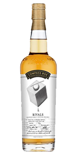 Compass Box Rivals. Image courtesy Julio's Liquors.