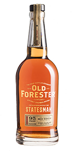 Old Forester Statesman Bourbon. Image courtesy Brown-Forman.
