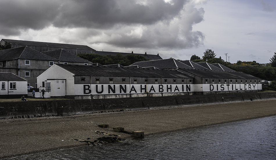Bunnahabhain Distillery on Scotland's Isle of Islay. File photo ©2017, Mark Gillespie/CaskStrength Media.
