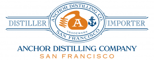 Anchor Distilling Company's logo. Image courtesy Anchor Distilling.