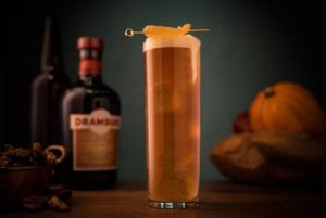 The Toasted Ginger Shandy. Image courtesy William Grant & Sons.