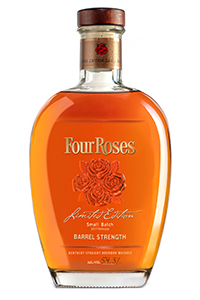 Four Roses 2017 Limited Edition Small Batch Bourbon. Image courtesy Four Roses.