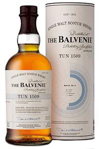The Balvenie Tun 1509 Batch #4. Image courtesy The Balvenie/William Grant & Sons.