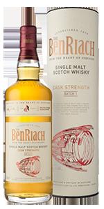 BenRiach Peated Cask Strength Batch #1. Image courtesy The BenRiach Distillery Company.