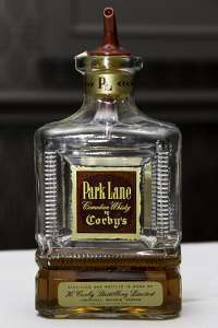 Corby's Park Lane Canadian Whisky. Photo ©2017, Mark Gillespie/CaskStrength Media.