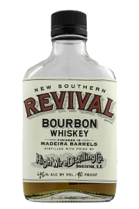 High Wire New Southern Revival Madeira Finish Bourbon. Photo ©2017, Mark Gillespie/CaskStrength Media.