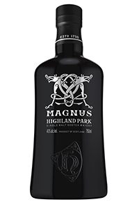Highland Park Magnus. Image courtesy Highland Park/Edrington.