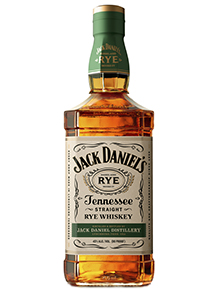 Jack Daniel's Tennessee Rye. Image courtesy Jack Daniel's/Brown-Forman.
