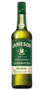 Jameson IPA Edition Irish Whiskey. Image courtesy Jameson/Irish Distillers.