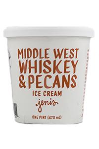 Jeni's Middle West Whiskey & Pecans Ice Cream. Photo ©2017, Mark Gillespie/CaskStrength Media.