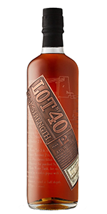 Lot 40 Cask Strength 2017 Edition. Image courtesy Corby Spirits & Wine.