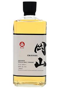 Okayama Single Malt Whisky. Image courtesy Miyashita Distillery.
