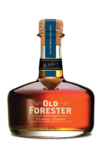 Old Forester 2017 Birthday Bourbon. Image courtesy Old Forester/Brown-Forman.