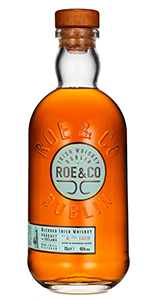Roe & Co. Irish Whiskey. Image courtesy Diageo.