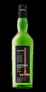 anCnoc Rascan Highland Single Malt Scotch Whisky. Image courtesy Inver House/International Beverage.