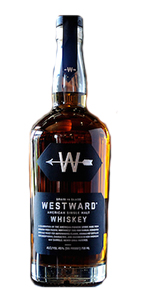 Westward Single Malt Whiskey. Image courtesy House Spirits.